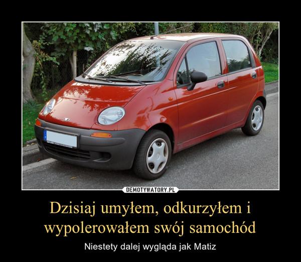 Skup Aut Warszawa - samochód śmieszne