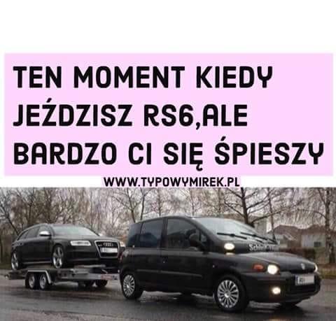 fury śmieszne humor auto