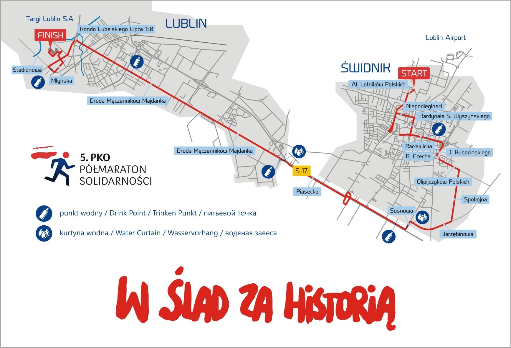 pko półmaraton lublin s-car skup aut Lublin