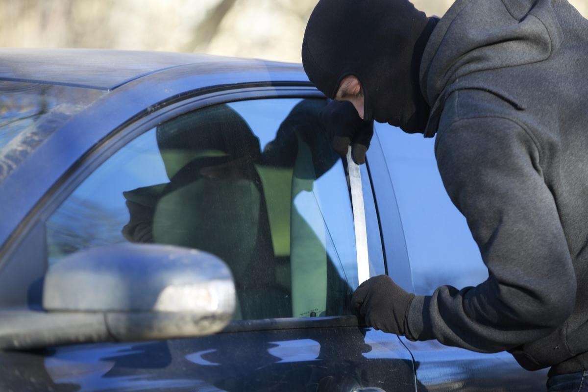 kradzione auta