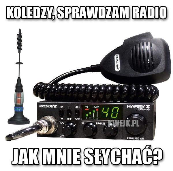 cb radio odzywki