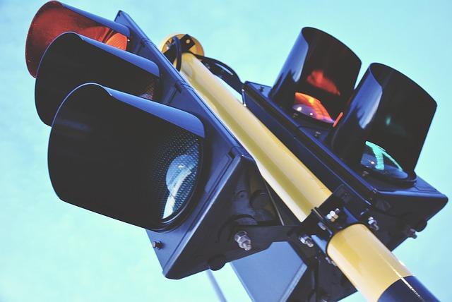 drogowy ruch