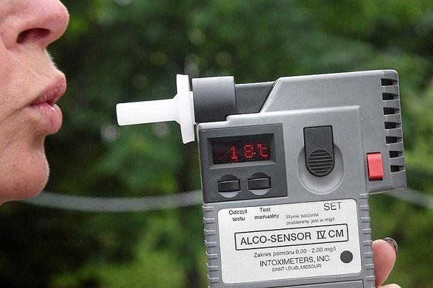 test alkomat za granica jaki ile można mieć
